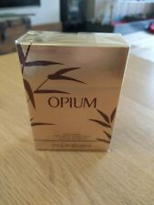 Yves Saint Laurent Opium YSL 50ml. edp eau de parfum spray - New & Sealed