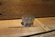 Billet Aluminium Filler Neck W/ Screw On Cap - 55mm Cap Diameter