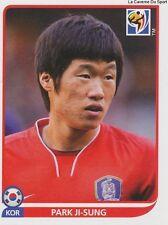 N°154 PARK JI-SUNG # KOREA REPUBLIC STICKER PANINI WORLD CUP SOUTH AFRICA 2010