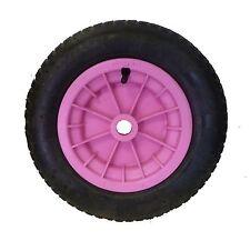 PINK 3.25 / 3.00 - 8 FULL WHEEL Tyre Wheelbarrow Tyre Inner Tube Innertube