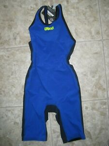 Arena Women's Powerskin Carbon Air  FBSLOB SL Race Tech Suit 26, 1A88488 NWT