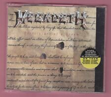 Megadeth - Foreclosure Of A Dream Import CD Single with Trent Reznor Remix NIN