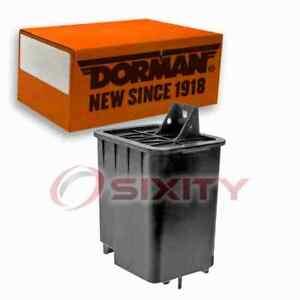 Dorman Vapor Canister for 1998-2003 Hyundai Accent 1.5L 1.6L L4 Emission pl