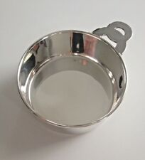 Cartier Sterling Silver Porringer