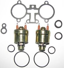 """SET of TWO Hi-Flow TBI """"Police Special"""" Fuel Injectors for 1987-1996 5.7L GM's"""
