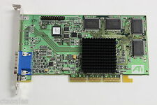 DELL 1D732 ATI AGP RAGE 128 PRO GRAPHICS VIDEO CARD WITH WARRATNY