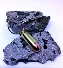 Patronen Schlüsselanhänger cal. .45 ACP mit Karabinerhaken !