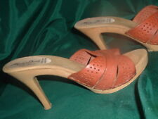 Vtg 1970 Candies High Heels - Made In Italy.