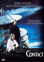 Contact (1997 Jodie Foster) DVD NEW