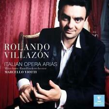 ROLANDO VILLAZON-ITALIAN OPERA ARIAS-JAPAN CD E25