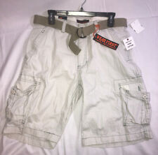 Wearfirst Men's Cargo Shorts Select Size * FAST SHIPPING * TAN