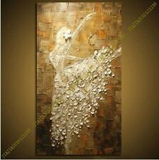 A827386  100% Pure Hand-painted Canvas Oil Painting  NO Frame
