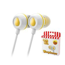 CANDY CRUSH Internos Auriculares Aroma Limón Amarillo iPhone Smartphone Ipad