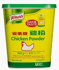 900g Knorr Chicken Powder For Soups Sauces Marinades Stir Fries Stock Broth Food