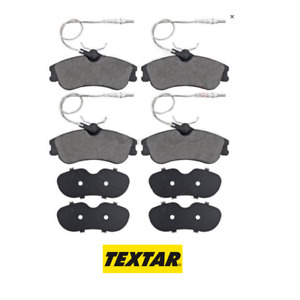 Kit Series Front Brake Pads Citroen - Peugeot Textar 2312401