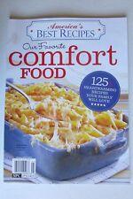 Magazine - America's Best Recipes - Our Favorite Comfort Food - 125 Recipes