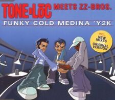 Tone-Loc - Single-CD - Funky cold medina 'y2k (1999, meets ZZ-Bros.) ...
