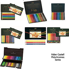Faber-Castell FC110011 Tin - 120 Colors