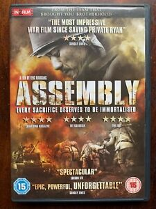 Assembly DVD 2007 Chinese Mandarin Civil War Movie Classic