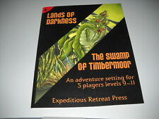 D&D 4.0: Lands of Darkness 4: The Swamp of Timbermoor