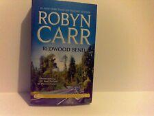 REDWOOD BEND by ROBYN CARR A VIRGIN RIVER NOVEL PAPERBACK