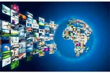 Russische Tv und Filme ohne Abo+ T9 Android Smart TV Box 2+16GB Neu!