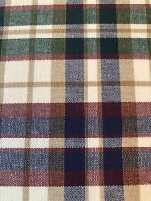 Longaberger Newspaper Basket Liner ~ Woven Traditions Plaid
