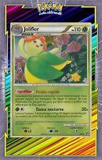 🌈Joliflor Holo - HS04:Indomptable - 1/90 - Carte Pokemon Neuve Française
