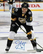 John Scott Signed Autographed 2016 NHL All-Star Game Face-Off 8x10
