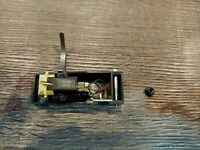VINTAGE BIC TURNTABLE HEAD SHELL W/SHURE M91ED CARTRIDGE STYLUS 1000/981/980/960