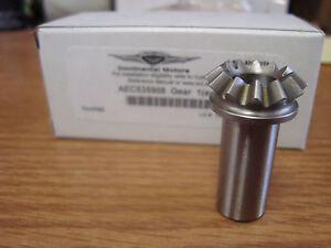 *NEW* Continental Shaft Gear Bevel Tach Drive Part Number AEC535908