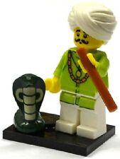 Genuine Lego 71008 Series 13 Minifigure w/ Poster no. 4 Snake Charmer