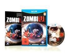 Nintendo Wii U Spiel ZOMBI U - Action-Adventure Untote Shooter USK18 DEUTSCH G
