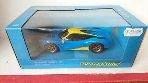 SCALEXTRIC C4141 Rasio C-20 Race Car NEW