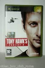 TONY HAWK'S  PROJECT 8 GIOCO USATO OTTIMO  XBOX EDIZIONE INGELSE PAL FR1 37558