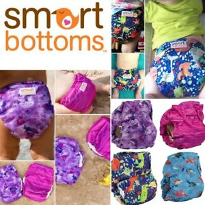 NEW Smart Bottoms: Dream Diaper 2.0 and Too Smart Covers with multi-buy discount