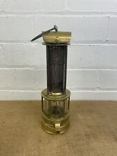 More details for original henry watson newcastle brass miners mining lamp