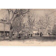 Cartes postale anciennes APT place saint-pierre timbrée 1905