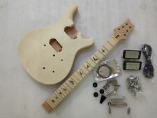 unfinished Electric guitar body kit diy guitar with all hardware/ PRS Style
