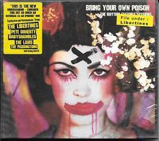 CD Libertines,Babyhambles,Pete Doherty,Selfish Cunt `Bring Your Own Poison` Neu