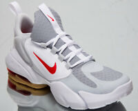 Nike Air Max Alpha Savage Mens Wolf Grey White Cross Training Shoes AT3378-030