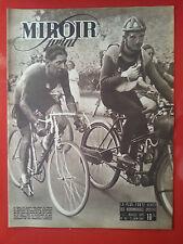 03/06/1947 miroir sprint n°54 CYCLISME BORDEAUX PARIS JEFF SOMERS FOOTBALL