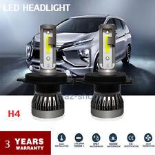 H4 COB LED Bulb 110W White 360 Hi/Low Beam Motorcycle Headlight 6000K High Power