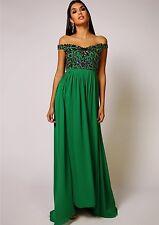 Dress UK 4 Virgos Lounge BNWT Green Summer Wedding Sleeveless Party RRP £140