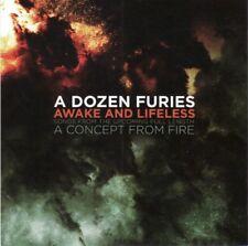 A Dozen Furies - awake and lifeless - CD -