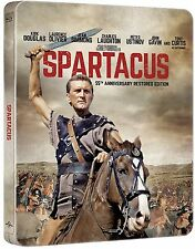 Spartacus (Blu-ray, SteelBook, Limited 1000 copies, Zavvi Exclusive)