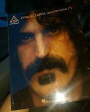 FRANK ZAPPA APOSTROPHE ' Guitar Tab Book free USA shipping songbook