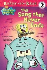 The Song That Never Ends (Spongebob Squarepants Ready-to-Read)