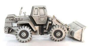 Case W30 Wheel Loader - Pewter Item Number: VINDA0785 1/43 Scale
