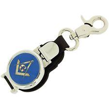 Boxx Gents Watch Scottish Masonic Picture Keyring Fob & Magnetic Closure Boxx341
